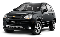 Chevrolet Captiva 7 asientos
